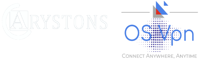 new logo arystons osvpn